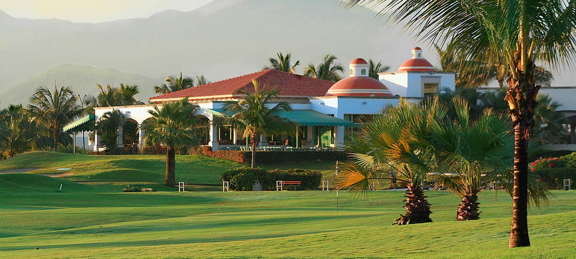 Golf en Nuevo Vallarta, Riviera Nayarit | Paradise Village ...